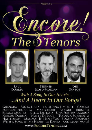 encore the 3 tenors